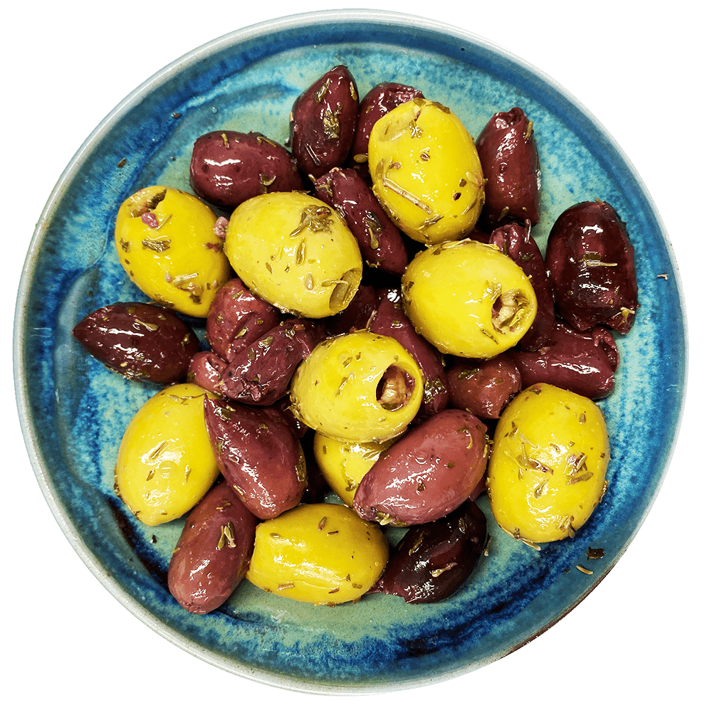 Classic Blend Mixed Olives