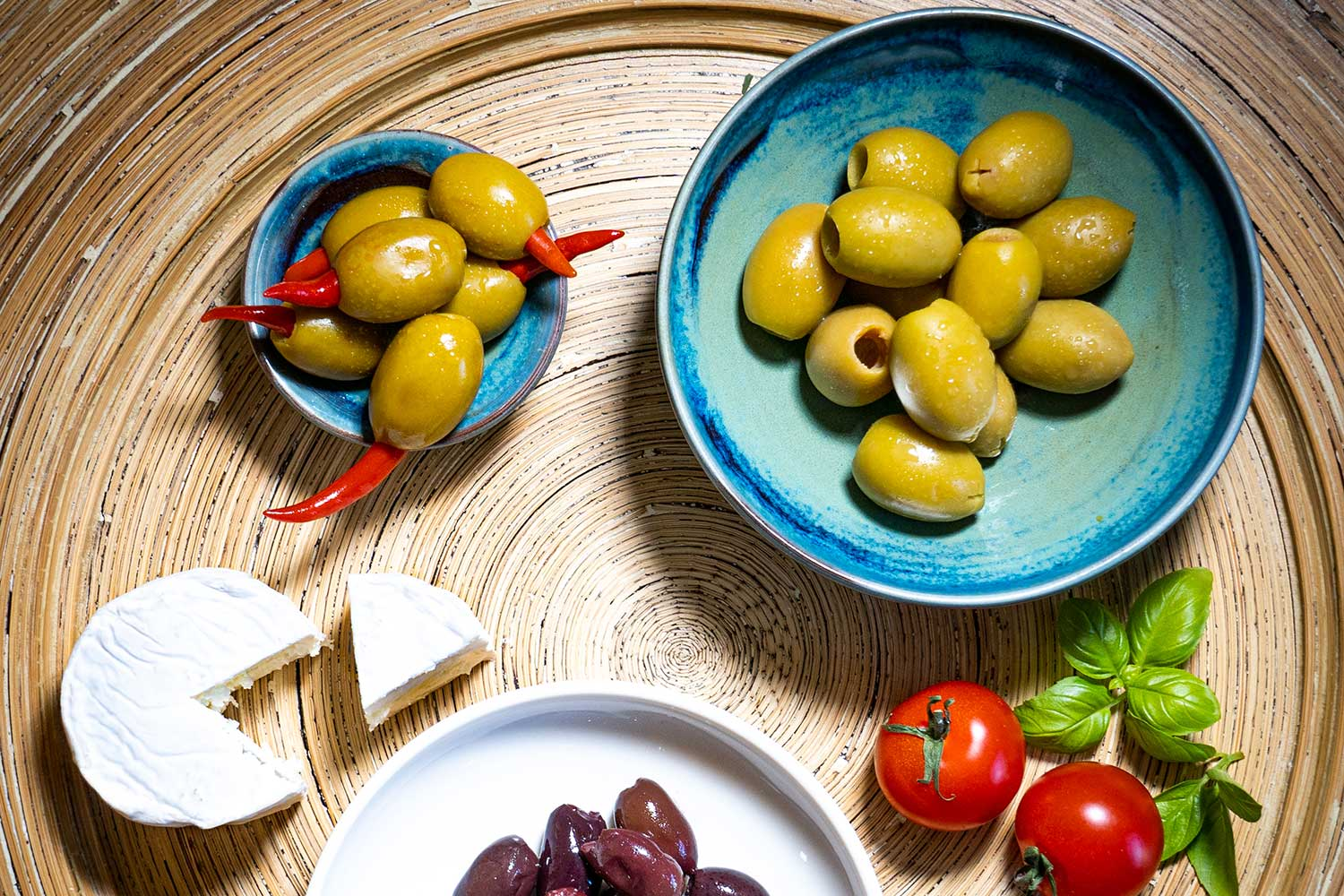 Introducing West Country Olives