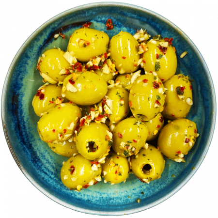 Garlic-and-Chilli-Olives