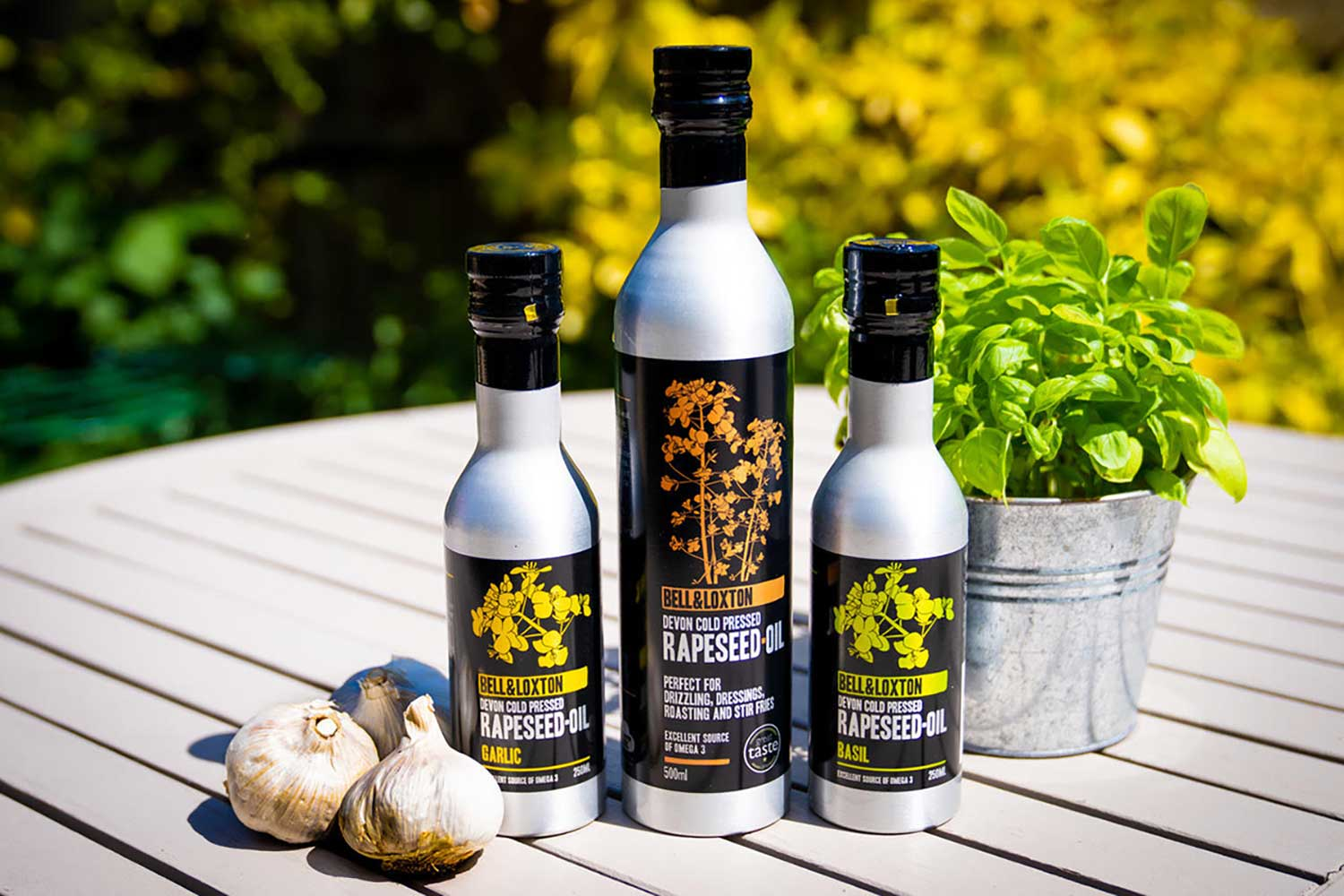 Bell & Loxton Cold Pressed Rapeseed Oils