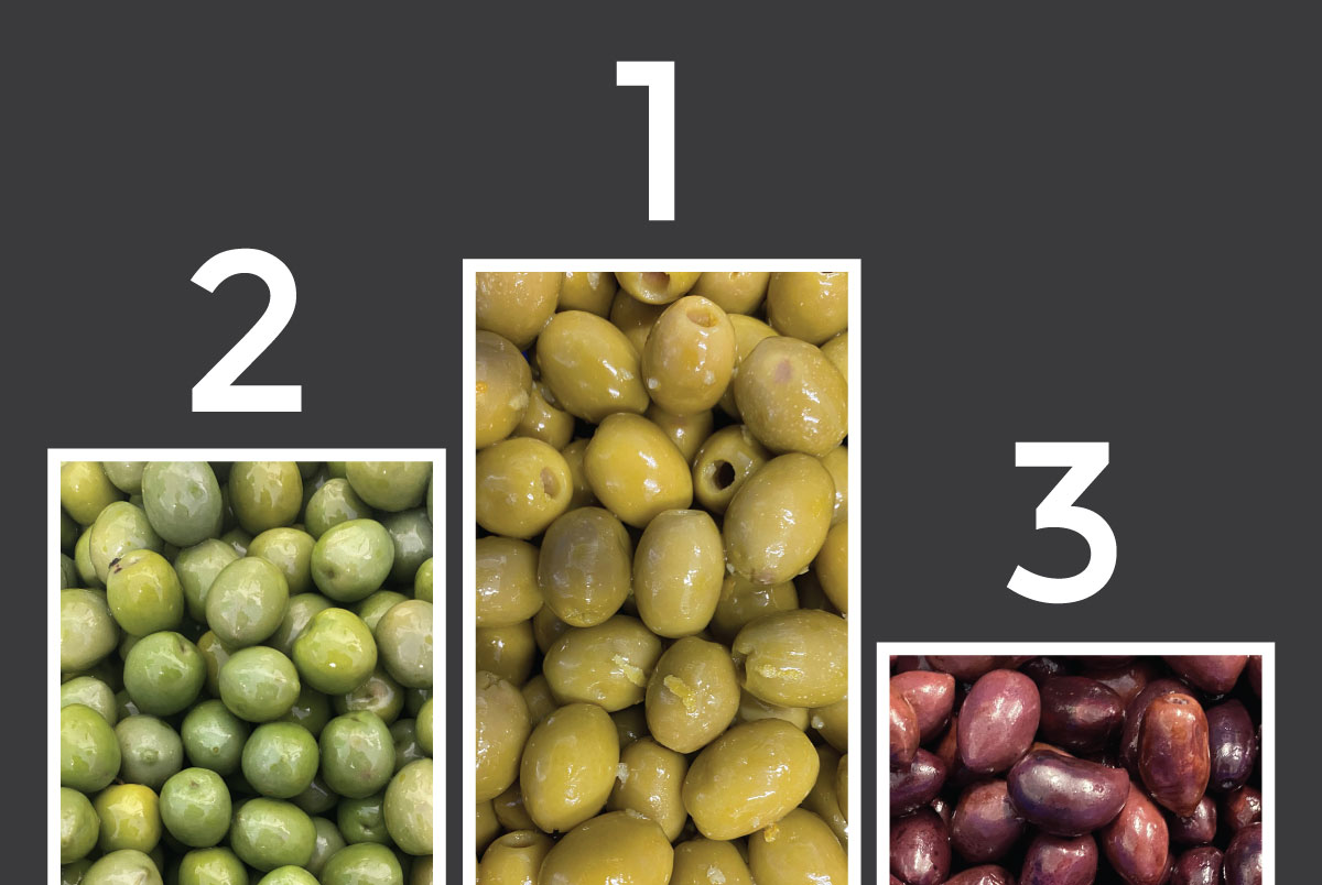 The 3 Best Types Of Olives